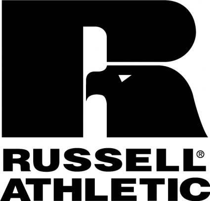 free vector Russell Athletic logo