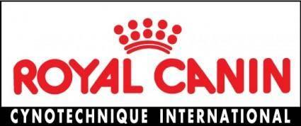 free vector Royal Canin logo