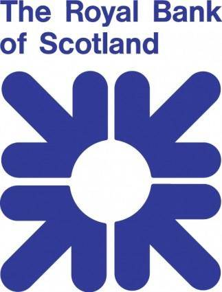 free vector Royal Bank of Scotland