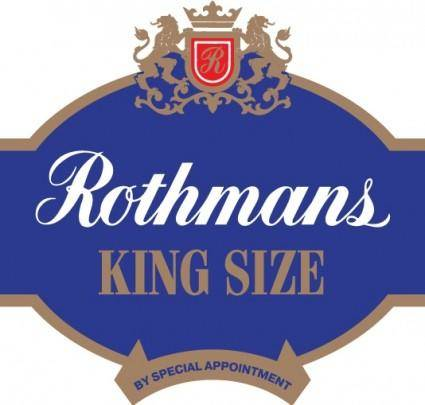 Roth King Size full logo