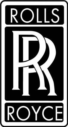 free vector Rolls Royce logo