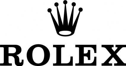 free vector Rolex logo
