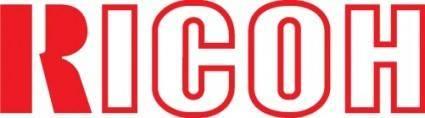 free vector Ricoh logo