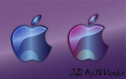 free vector Apple Logo Vector