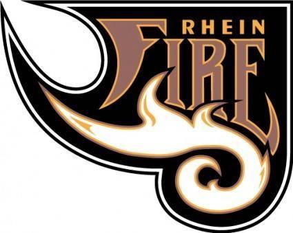 Rhein Fire logo