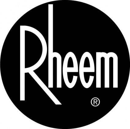 free vector Rheem logo2