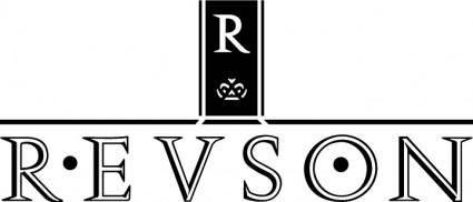 free vector Revson logo