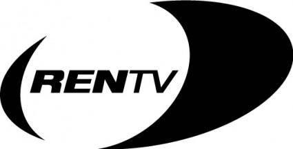 free vector REN TV logo