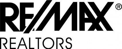 free vector Remax Realtors logo