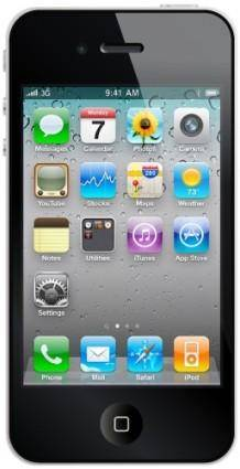 IPhone HD iOS4