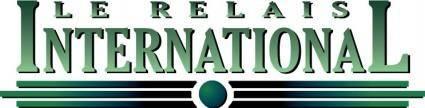 free vector Relais International logo