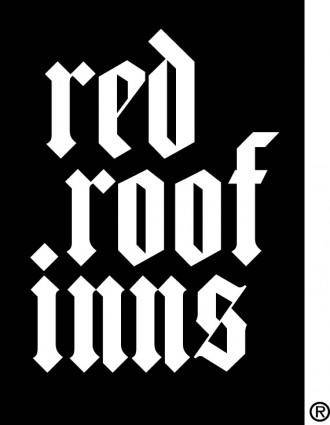 free vector Red Roof Inns logo