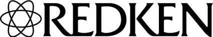 free vector Redken logo