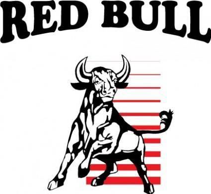 free vector RedBull logo