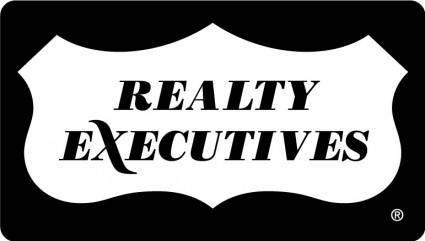 free vector Reality Executives logo