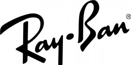 free vector Ray-Ban logo