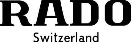 free vector Rado logo
