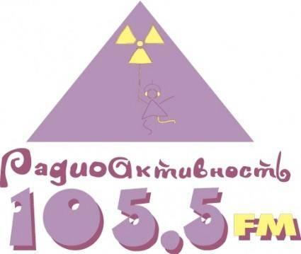 free vector Radioaktivnost radio logo