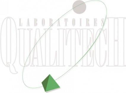 free vector Qualitech logo