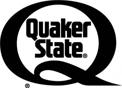free vector Quaker State logo