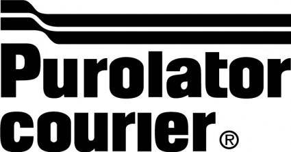 Purolator courier logo