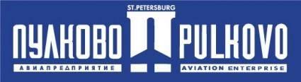 free vector Pulkovo logo