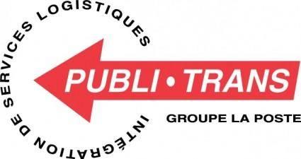 free vector Publi-Trans logo
