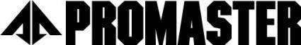 free vector Promaster logo