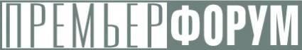free vector Premier Forum logo