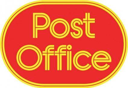 free vector Post Office logo