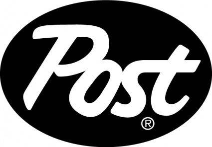 free vector Post logo