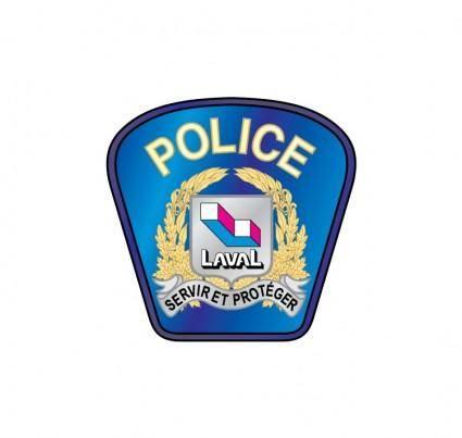 Police Laval logo
