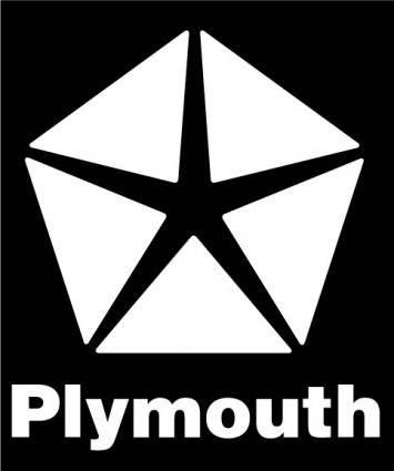 free vector Plymouth logo