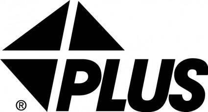 free vector Plus logo