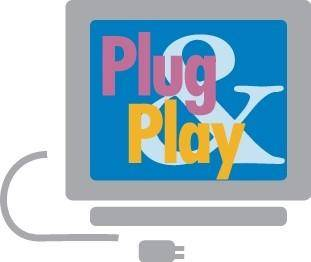free vector Plug&Play logo