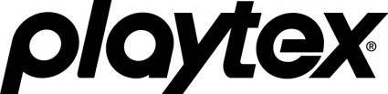 free vector Playtex logo