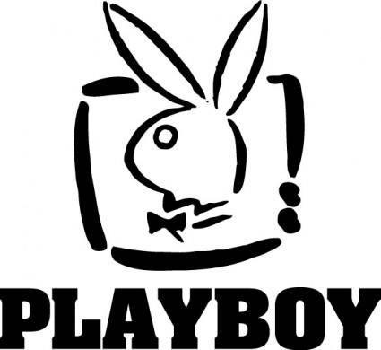 free vector Playboy logo2