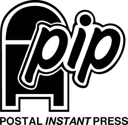 PIP Printing logo