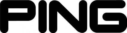free vector Ping logo