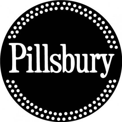 free vector Pillsbury logo