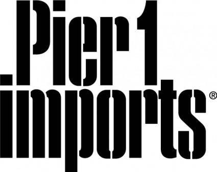 free vector Pier1 imports logo