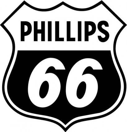 free vector Phillips66 logo