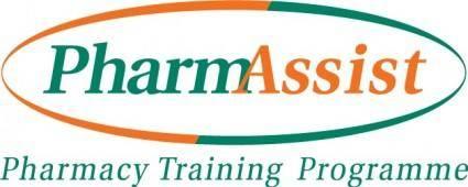 free vector PharmAssist logo