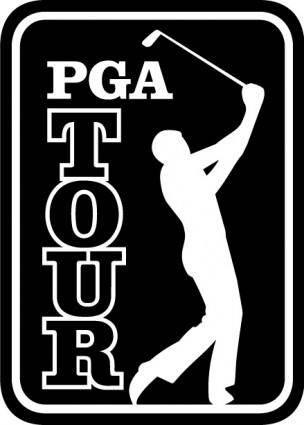 free vector PGA Tour logo