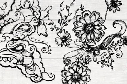 free vector Sketchy Decorative Elements