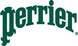 free vector Perrier logo