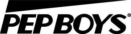 free vector Pep Boys logo