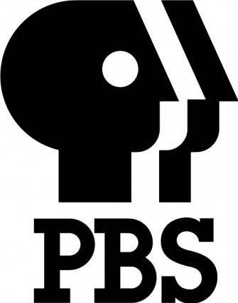free vector PBS logo