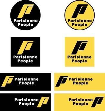 free vector Parisienne logos