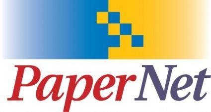 free vector PaperNet logo